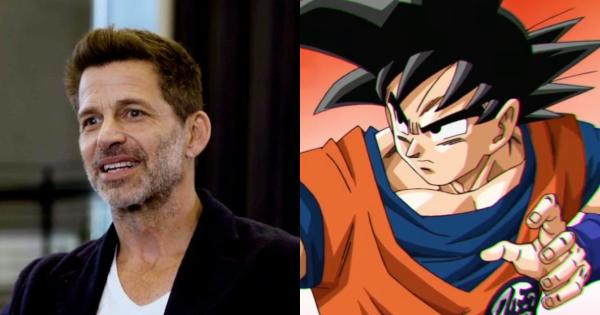Zack Snyder is open to directing a Dragon Ball movie or anime in general | Tomatazos