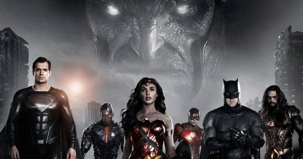 Zack Snyder's Justice League already has a release date on Blu-Ray |  Tomatazos