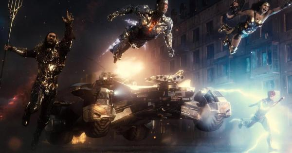 Zack Snyder's Justice League is once again the best-selling movie of the moment | Tomatazos