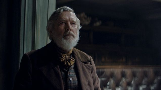 photo, The North Water, Tom Courtenay