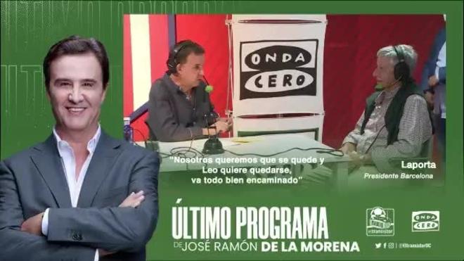 1625103931 263 Jose Ramon de la Morena se despide de la radio