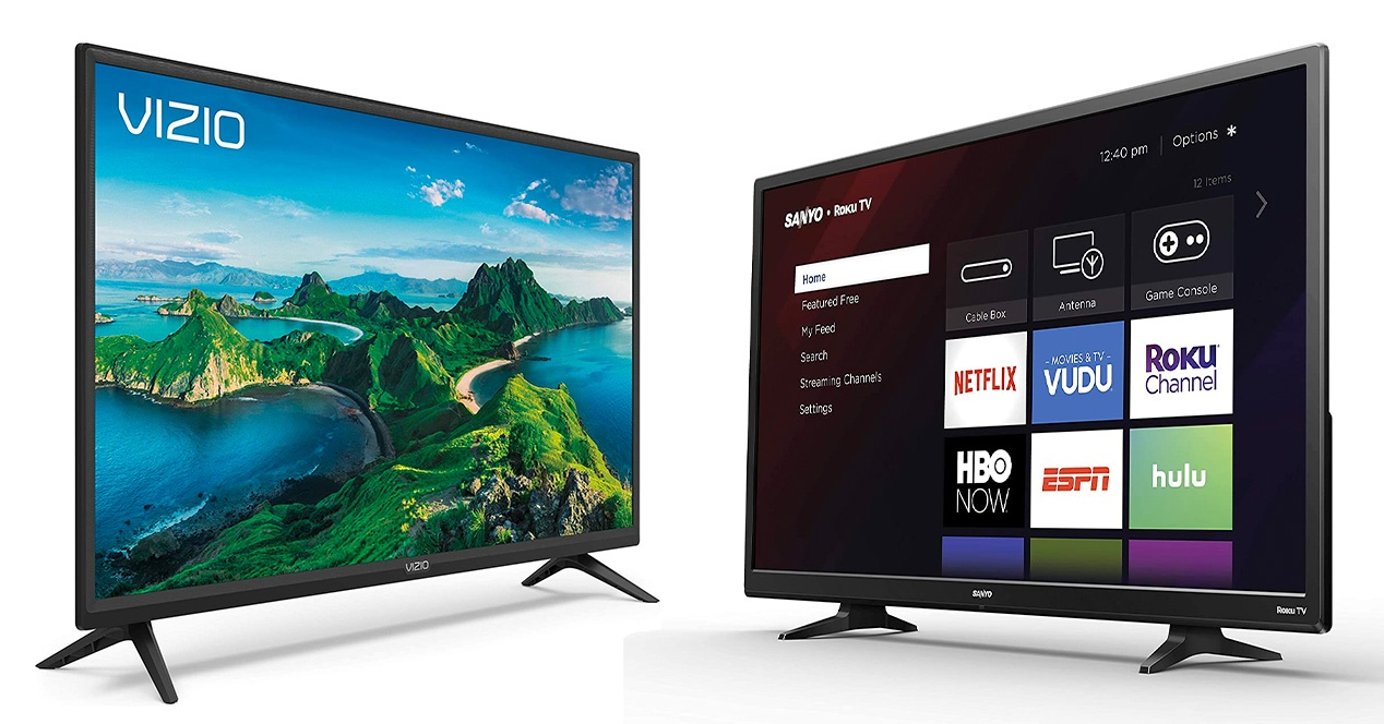4 Smart TVs for less than $ 3,000 pesos that you can buy on Amazon