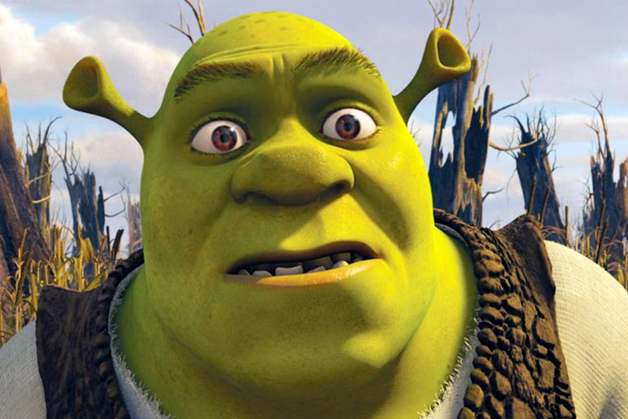 Reveal the macabre end of one of the characters from the movie Shrek