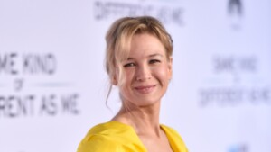 Renée Zellweger, more in love than ever, with her television boyfriend 10 years younger than her