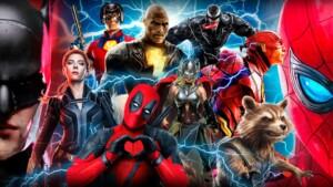 Las películas y series de superhéroes que se estrenarán entre 2021 y 2023 - MeriStation
