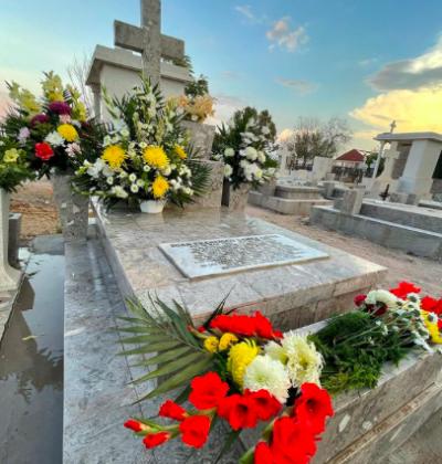 Ana Patricia Gámez cemetery