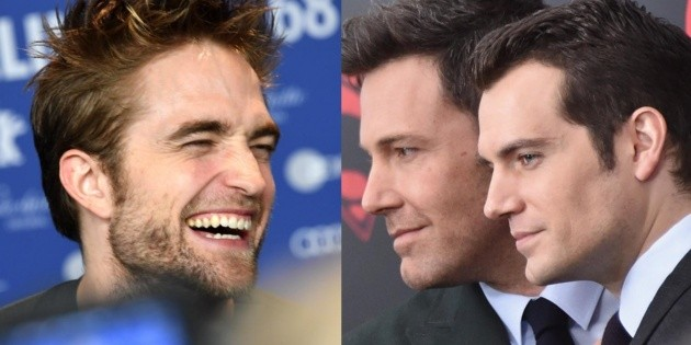 Make way, Robert Pattinson has arrived: the actor wants to leave Henry Cavill and Ben Affleck in oblivion