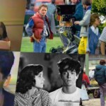 """""""Back to the future"""": the story of Ben Stiller as Marty McFly and other secrets of the famous saga available on Netflix"""
