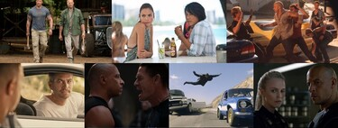 'Fast & Furious': in what order should it be seen all the films of the saga