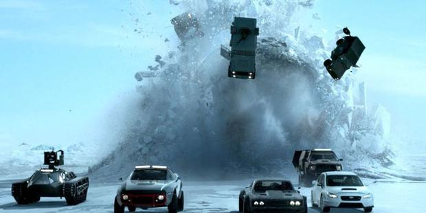 """The reference of """"Jaws"""" hidden in """"The Fate of the Furious"""" (Foto:Universal Pictures)"""