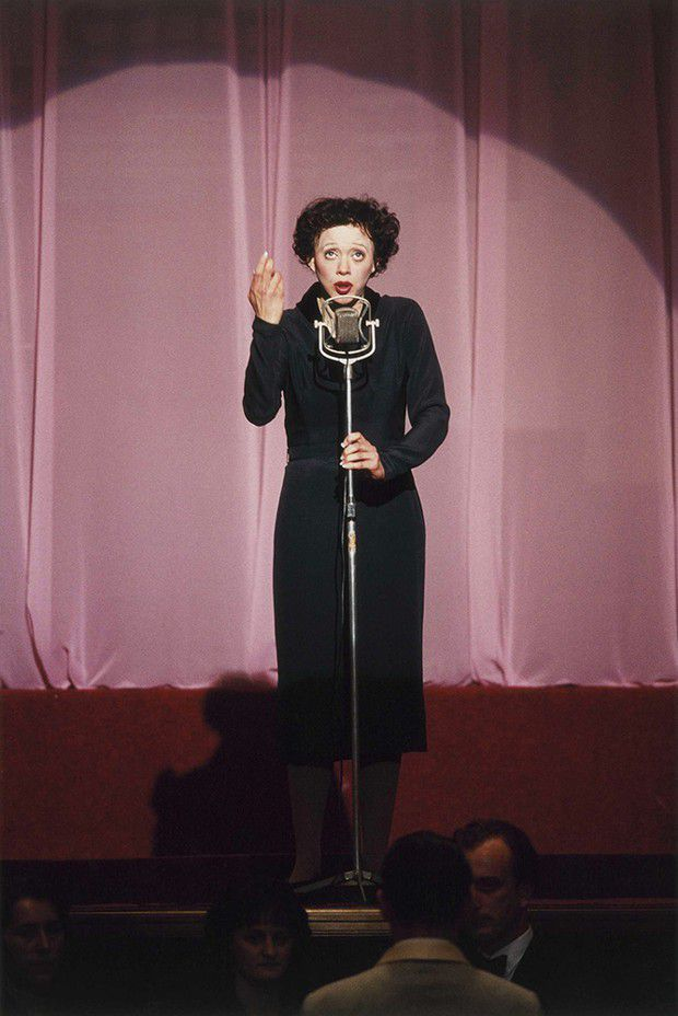 For her role as Edith Piaf in