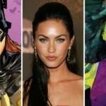 Megan Fox will return in heroine form: will she choose Marvel or DC?
