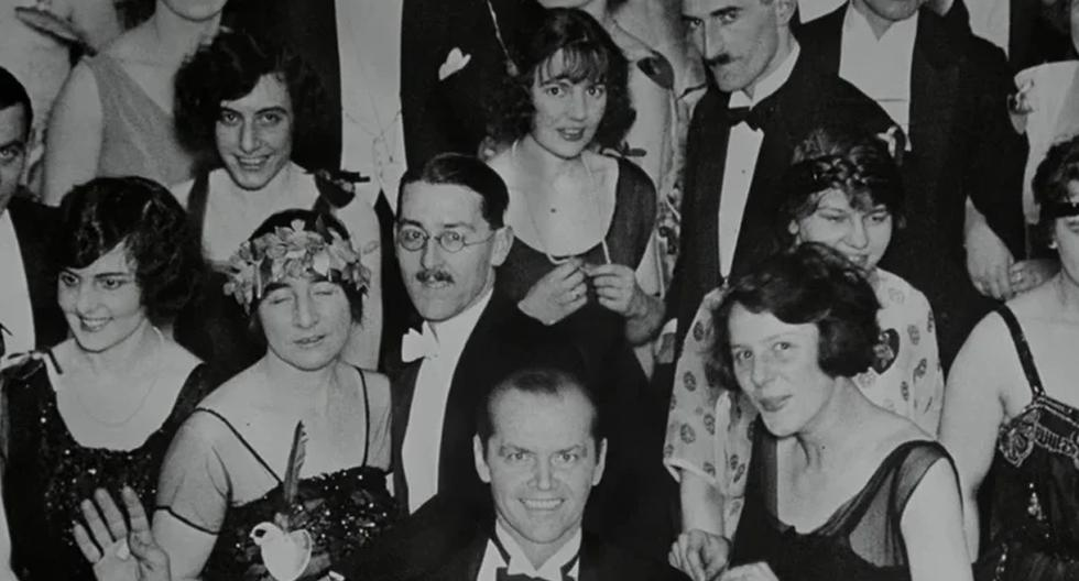 """This photo of Jack Torrance in """"The Shining"""" has gone viral for his curious anniversary"""