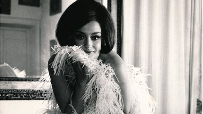 Raffaella Carrá, in 1970.