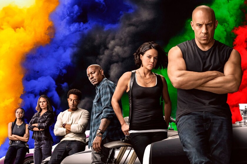 'Fast & Furious': How the saga has gone from macarrada with tuned cars to science-fiction with trips to outer space