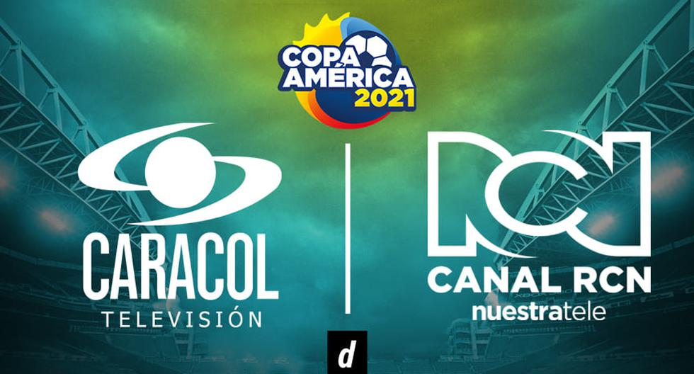 Caracol TV LIVE: Colombia - Argentina play for the semifinals of the Copa América
