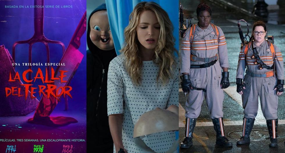 Netflix en Julio: Esta es la lista completa de estrenos de series y películas [GALERÍA]