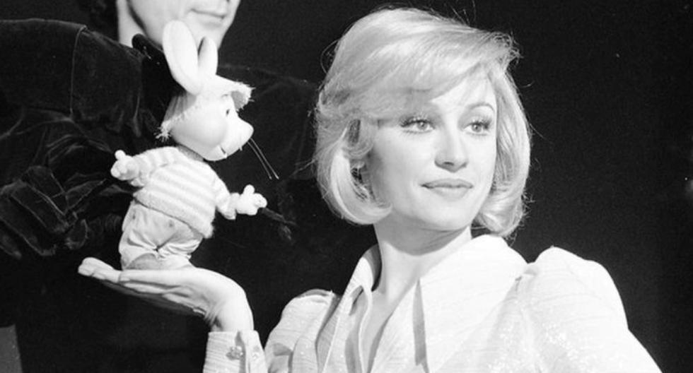 Raffaella Carrà and Topo Gigio: the story behind a friendship and partnership on Italian TV