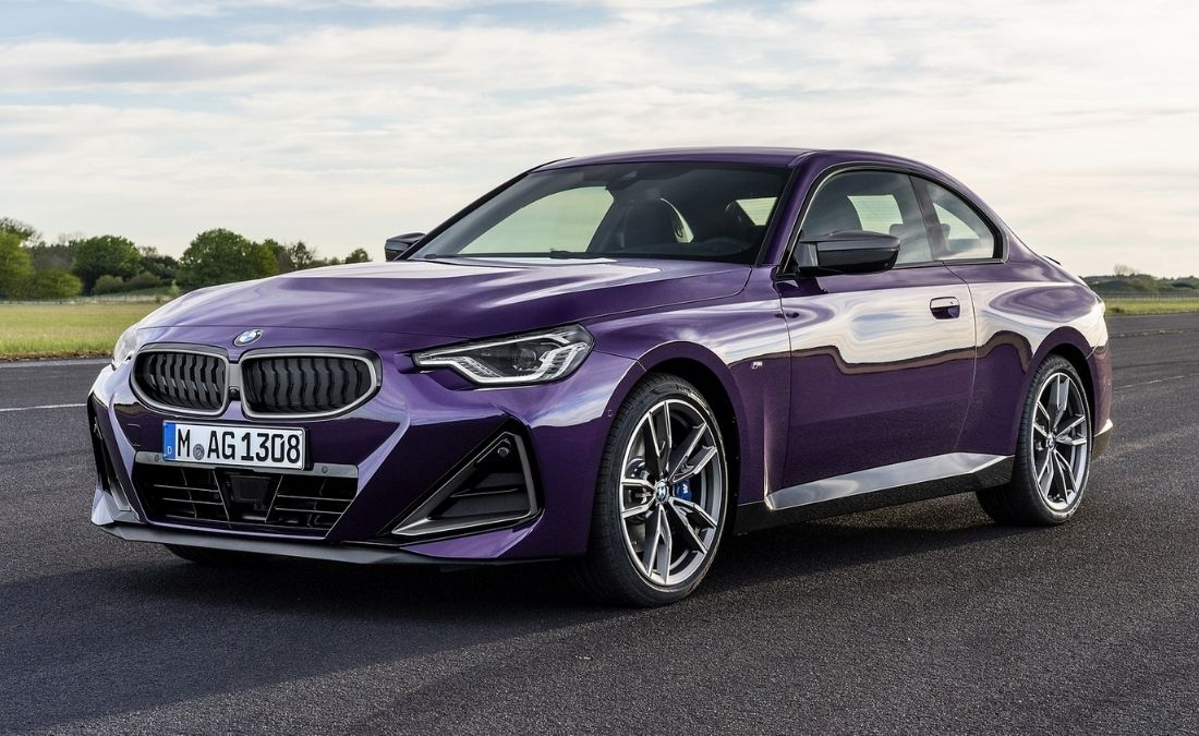 BMW Serie 2 Coupé 2022: Una nueva generación que conserva su esencia