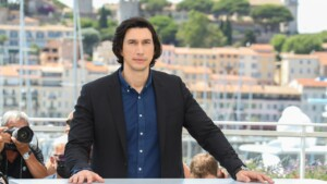 Adam Driver presents 'Annette' in Cannes with a watch that you would wear with both a suit and jeans
