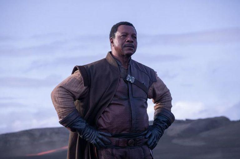 Carl Weathers as Greef Karga in The Mandalorian, the role that allowed him & # xf3; reach new generations of viewers