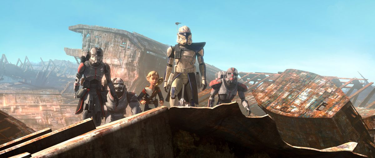 'The bad consignment', or how Disney + is building the evil galactic empire of 'Star Wars'