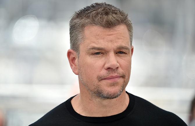 Matt Damon's bad decision would destroy a mere mortal