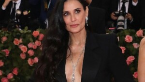 Every day more beautiful: this is how beautiful Demi Moore looks at 58 years