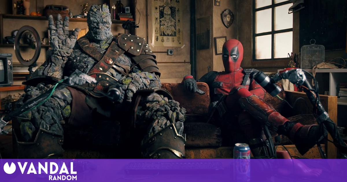 Free Guy: Deadpool and Korg react to trailer for Shawn Levy's new comedy