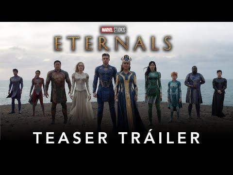 Eternals   Marvel Studios   Teaser Trailer Subtitled