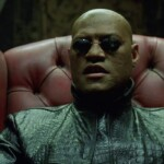 They filter what happens to Morpheus in Matrix 4