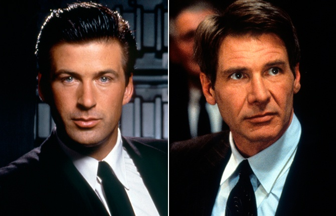 A role and a betrayal, the origin of Alec Baldwin's grudge with Harrison Ford