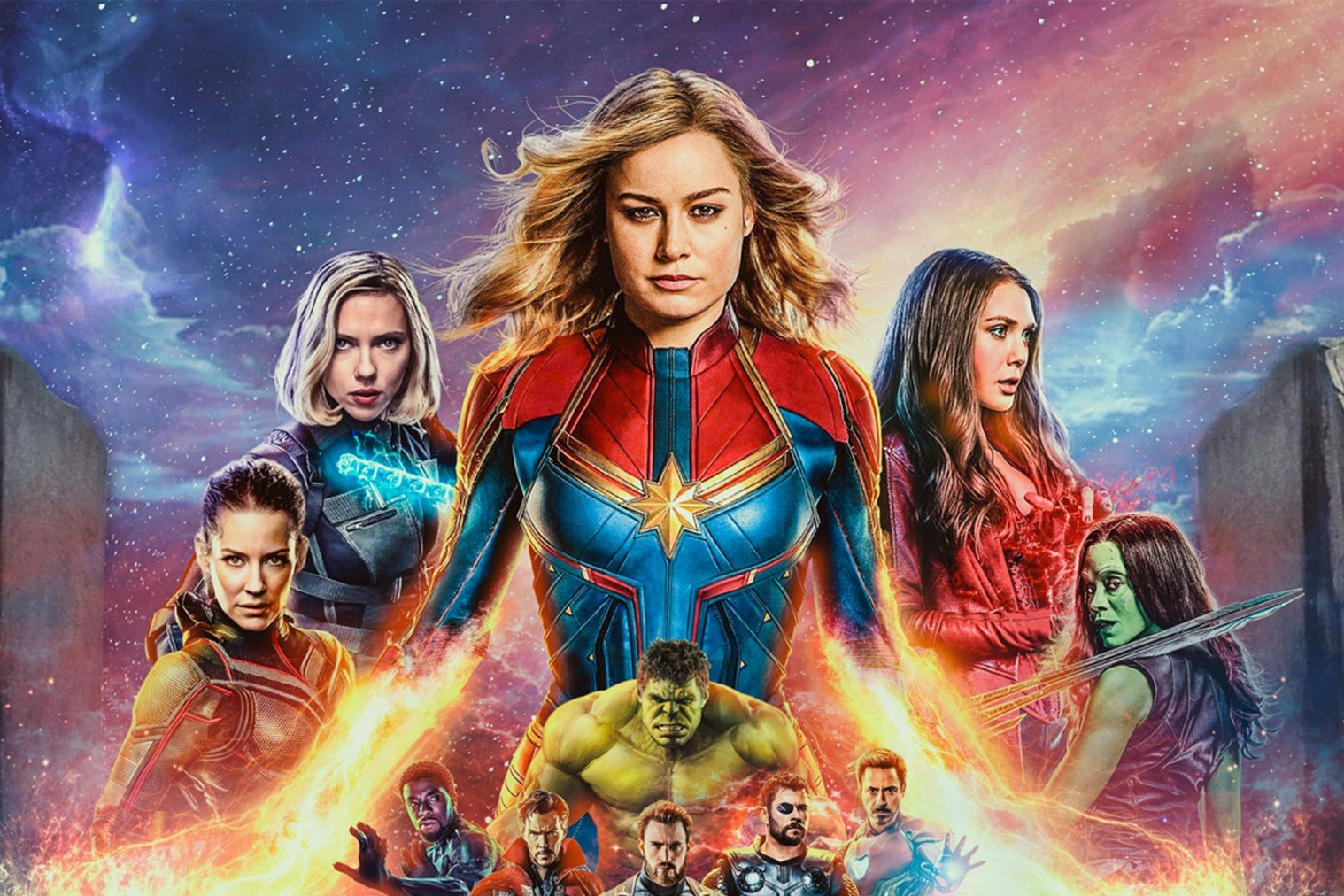 1626362262 The success of the Marvel Cinematic Universe has a reason