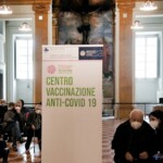 """Italy prepares the mandatory """"green pass"""" to enter concerts, stadiums and trains"""