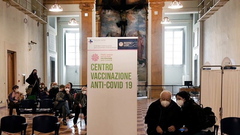 1626451953 Italy prepares the mandatory green pass to enter concerts stadiums