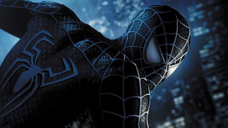 'Spider-Man: No Way Home': This is the first look at Tom Holland's new black suit