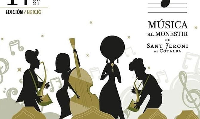 Summer in the Monestir de Sant Jeroni: concerts, dinners and nightly guided tours