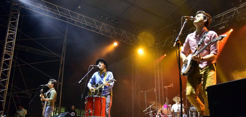 Morat, another great concert for Logroño