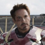'Black Widow' did have a cameo by Robert Downey Jr. in one of the first versions
