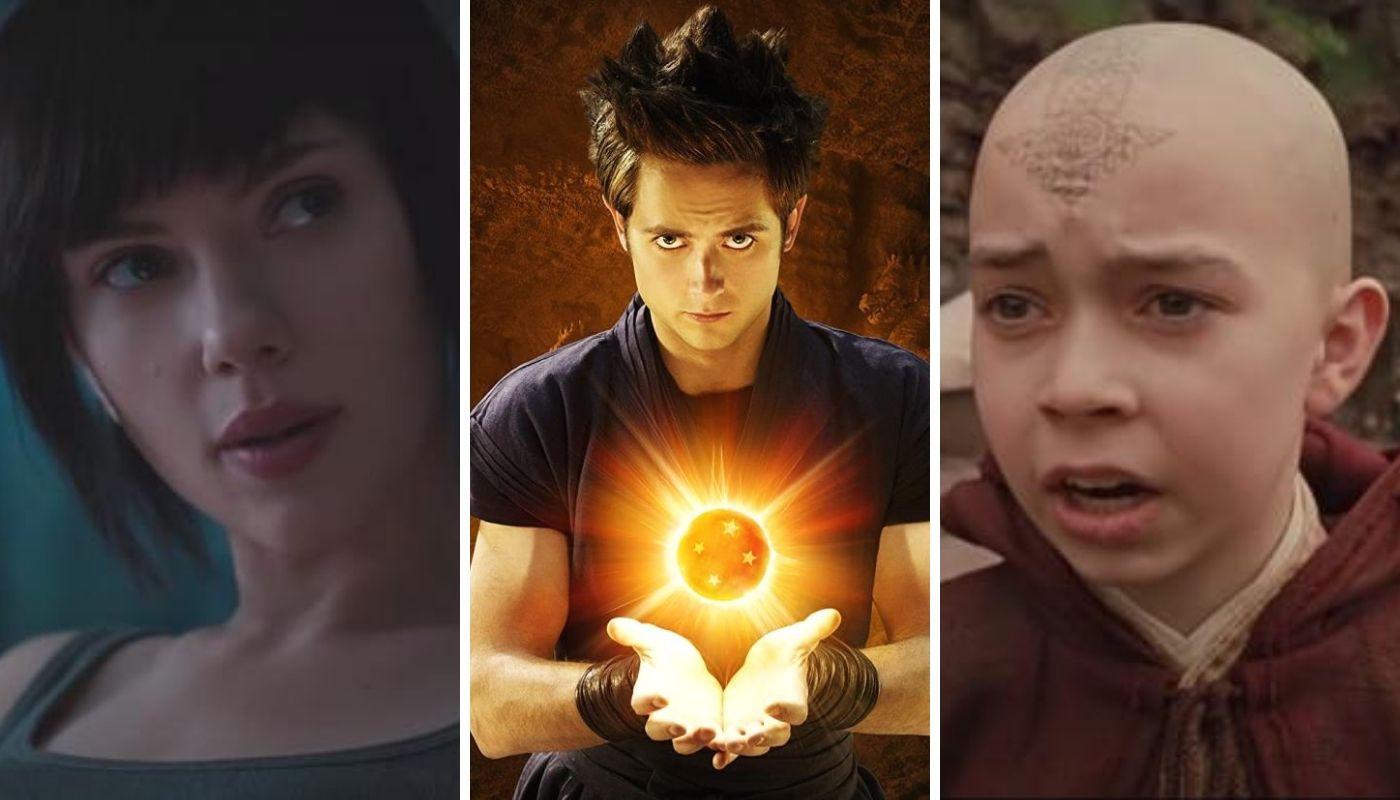 The worst casting mistakes in Hollywood: we will never forget the lousy live-action Goku