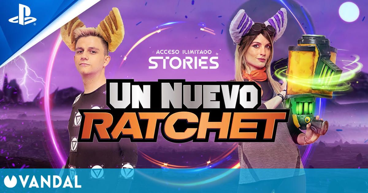 Now available the fun short film Unlimited Access Stories: A New Ratchet