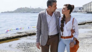 This is 'Paramparça: crossed lives', the new AtresMedia Turkish series that premieres today
