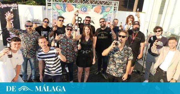 Mala Rodríguez, Los Planetas y Novedades Carminha, at the Brisa Festival in Malaga