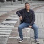 Secun de la Rosa survives his first film
