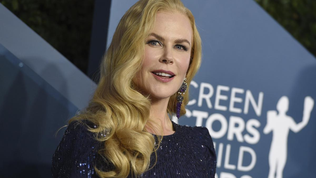 1627043856 Nicole Kidman surprises with her most radical change of look
