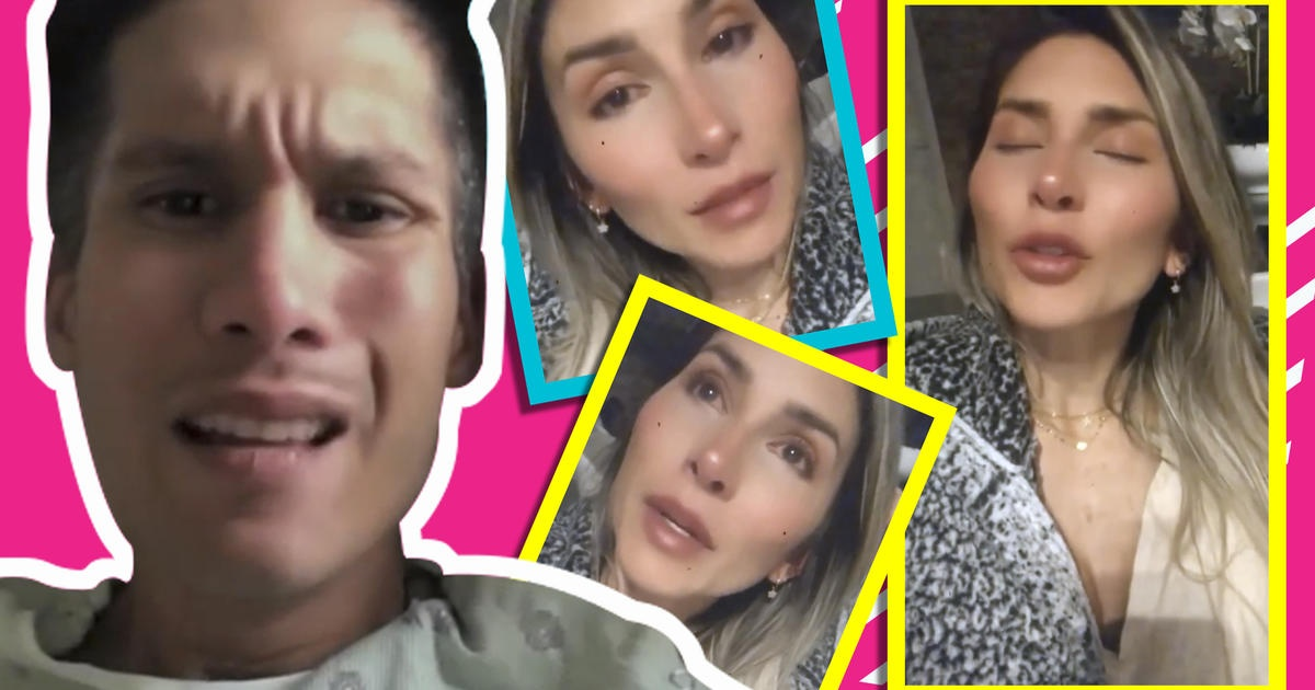 Chyno Miranda's wife bows when she sees the singer in critical condition
