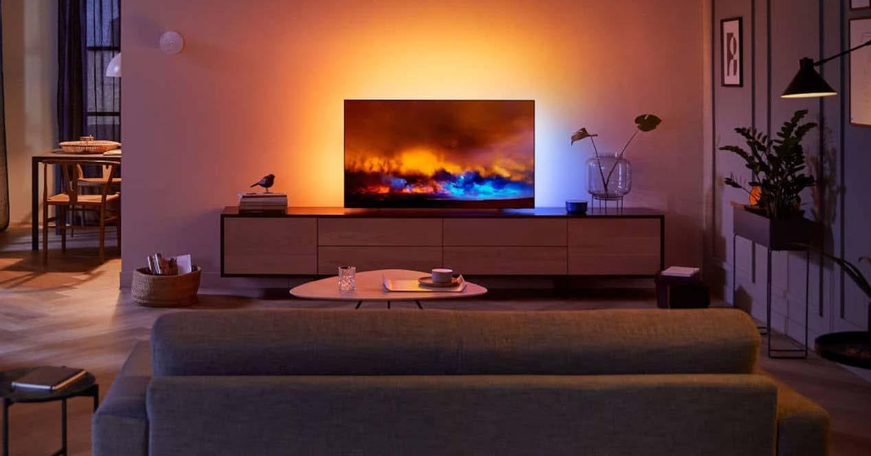 Amazing deal on Amazon: Philips OLED TV with Android operating system