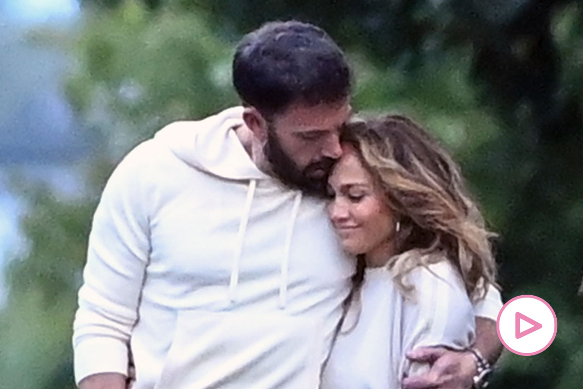Jennifer López and Ben Affleck: The photo that makes the relationship official