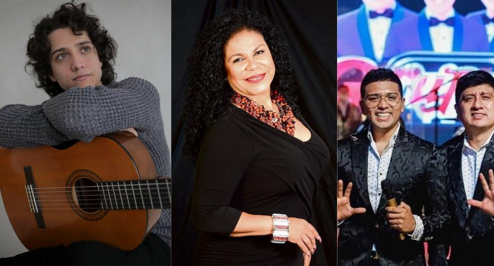 National Holidays 2021: these are the concerts that you can enjoy in the Bicentennial of Peru