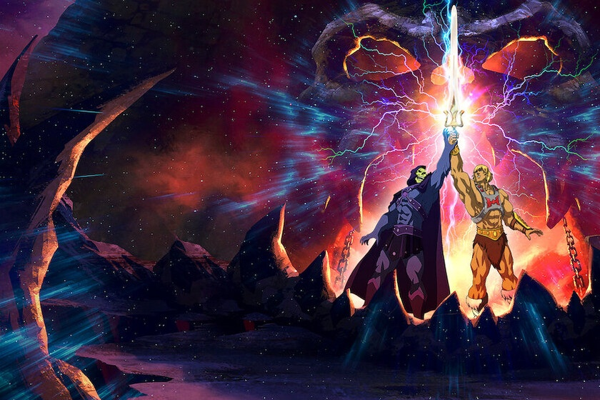 'Masters of the Universe: Revelation': an excellent new version of the icon of the eighties called to awaken the controversy